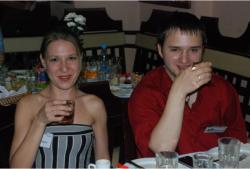 2009.06.21 Львів Партнерстка зустріч (ресторан Культ)