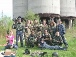 2010.05.08 Львів Пейнтбол
