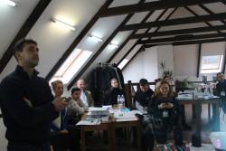 """Бізнес-курс:"""" Управління змінами"""" 15-17.11.2018 (Володимир Павелко)"""