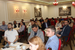 International Networking Event. UA - USA, 21.05.2019