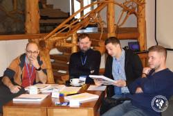 """2019.12.5-7. Карпати. """"Програма управлінської ефективності для будівельної галузі: Фінанси"""" за підтримки ЄБРР у рамках ініціативи ЄС EU4Business"""