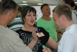 2009.07.15 Львів Тематична зустріч Академія грація