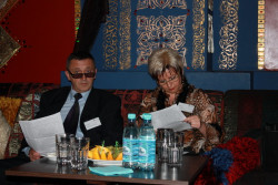 2009.10.11 Львів  Партнерська зустріч (клуб Маракеш)