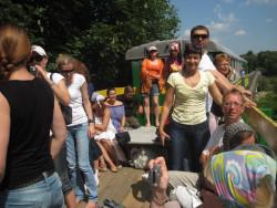 2011.08.06 Мандрівка Карпатським трамваєм( Львів-Розгірче-Вигода )