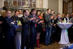 2011.10.15 Урочиста партнерська зустріч Клубу Ділових Людей