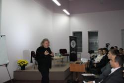 2011.10.20 Майстер-клас з Марком Зархіним
