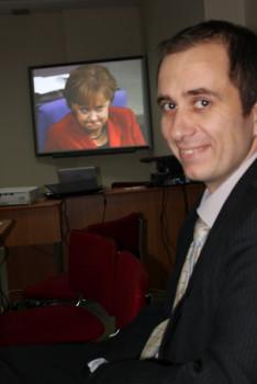 2011.11.15 Майстер-клас від Річарда Розвадовскі ГЛОБАЛЬНА ФІНАНСОВА КРИЗА