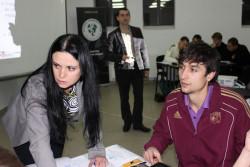 2011.12.02 Навчально-бізнесова зустріч «Як зробити наради ефективними» з Інститутом Adizes в Україні