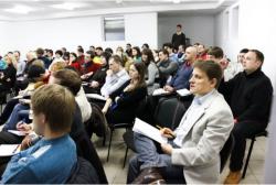 2012.02.10 «Як наймати правильних людей?» з Інститутом Adizes в Україні