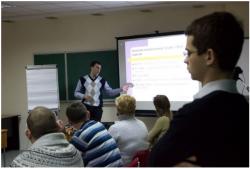 2012.02.22 Початок курсу «Інтернет- маркетинг»