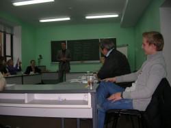 2009.11.29 Львів Тренінг з мнемотехніки