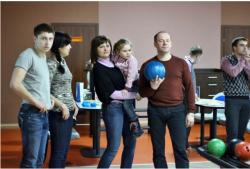2012.03.03 Турнір учасників Клубу з БОУЛІНГу
