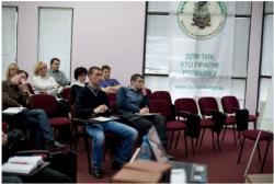 2012.04.12 Компанія на стадії «GO-GO» з Інститутом Adizes в Україні