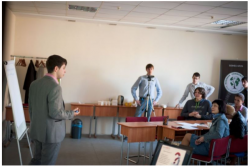 2012.04.26 Семінар Як самостійно організувати корпоратив для власного підприємства