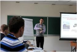 2012.05.18 Семінар Стратегія малого бізнесу (SME). Виживання серед акул