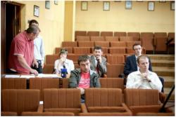 2012.05.23 ІВАНО-ФРАНКІВСЬК. Майстер-клас Стратегія розвитку малого бізнесу в умовах конкуренції