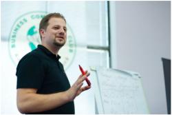 2012.05.24 «Як побудувати ефективний план продажів та мотивацію персоналу» з книгарнею ділової літератури