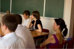 2012.07.26 Семінар «Культура харчування ділової людини»